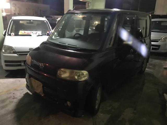 沖縄県の中古車ならタント 現状車