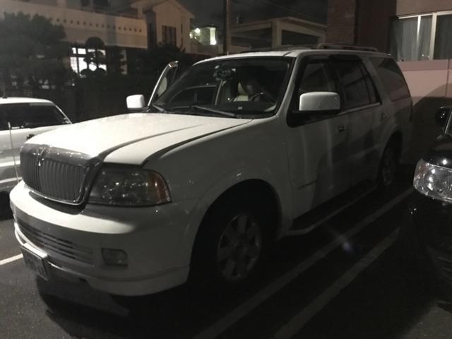 沖縄県沖縄市の中古車ならリンカーン ナビゲーター