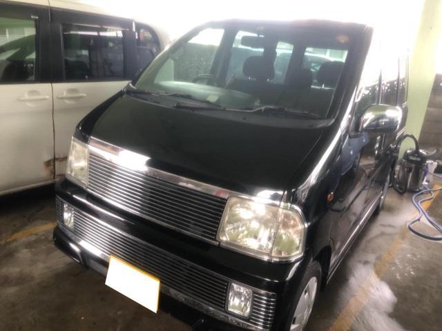 沖縄県の中古車ならアトレーワゴン CX 下取車買取保証2万円