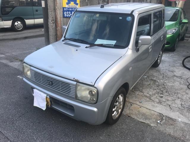 沖縄県の中古車ならアルトラパン モードII