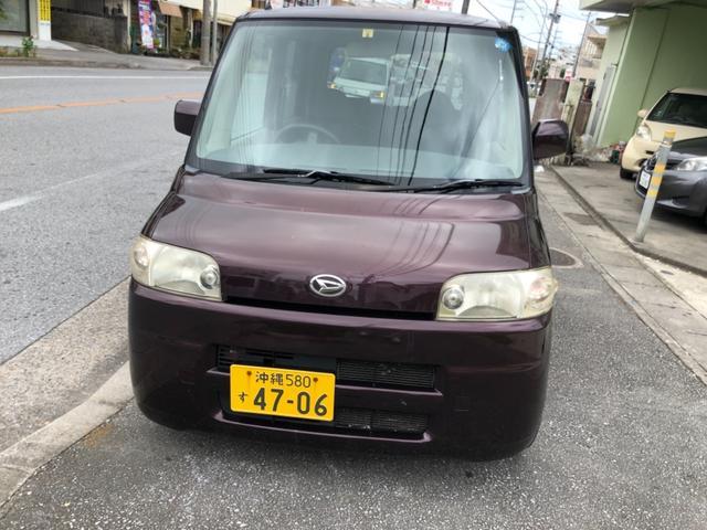 沖縄県の中古車ならタント VS 下取車買取保証2万円
