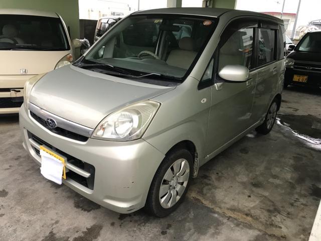沖縄県の中古車ならステラ LX