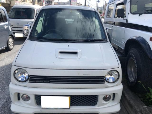 沖縄の中古車 ダイハツ ムーヴ 車両価格 9万円 リ済込 2001(平成13)年 17.8万km ホワイト