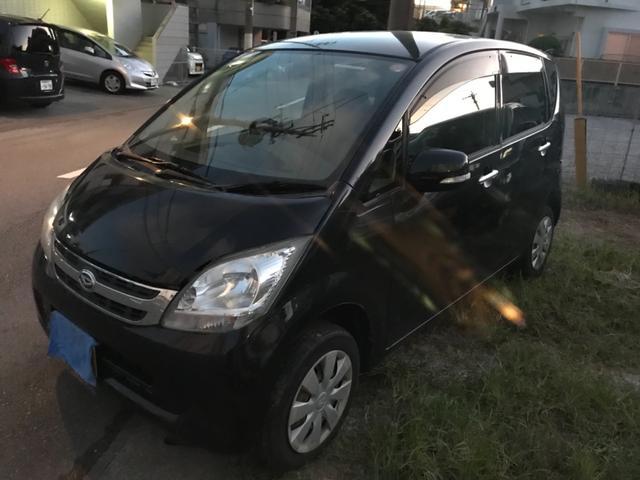 沖縄県の中古車ならムーヴ Xリミテッド 下取車買取保証3万円