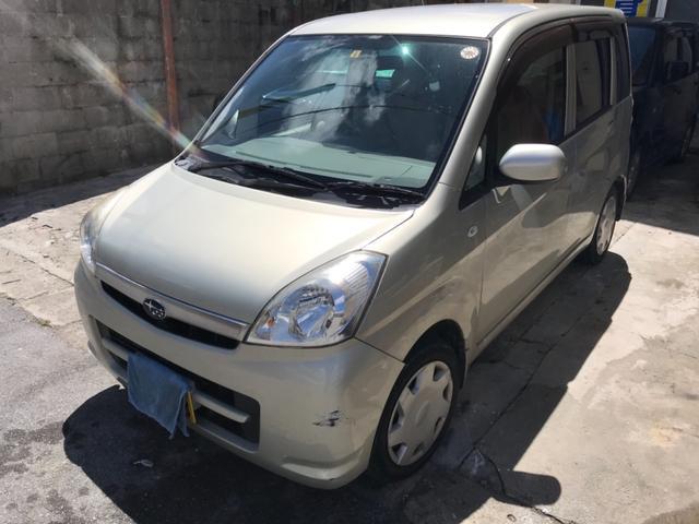 沖縄県の中古車ならステラ L 5MT車