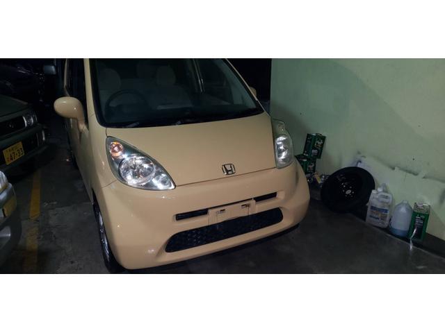 沖縄県の中古車ならライフ F バッテリー新品、エンジンオイル、フィルターの交換サービス