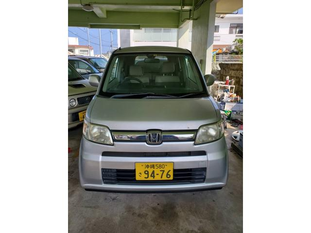 沖縄県の中古車ならゼスト D バッテリー新品、エンジンオイル、フィルター交換