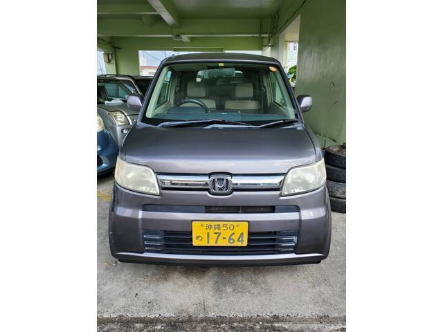 沖縄県の中古車ならゼスト G バッテリー新品、エンジンオイル、フィルター交換