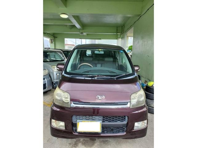 沖縄県の中古車ならムーヴ カスタム Xリミテッド バッテリー新品、エンジンオイル交換