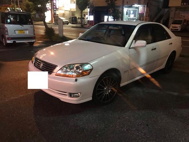 沖縄県の中古車ならマークII グランデ35thアニバーサリーナビパッケージ