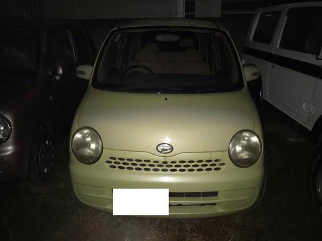 沖縄の中古車 ダイハツ ムーヴラテ 車両価格 6万円 リ済込 2004(平成16)後 16.3万km グリーン