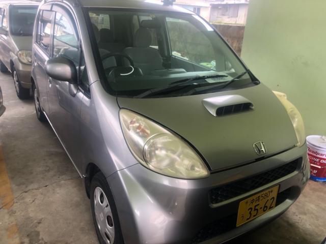 「ホンダ」「ライフ」「コンパクトカー」「沖縄県」の中古車