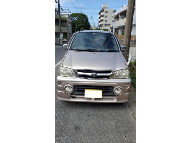 沖縄県の中古車ならテリオスキッド カスタム エンジンオイル、バッテリー新品交換サービス