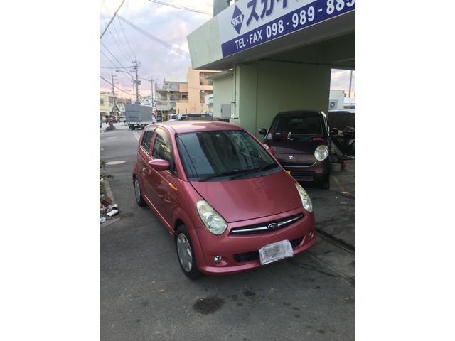 沖縄県の中古車ならR2 F バッテリー新品、エンジンオイル交換サービス