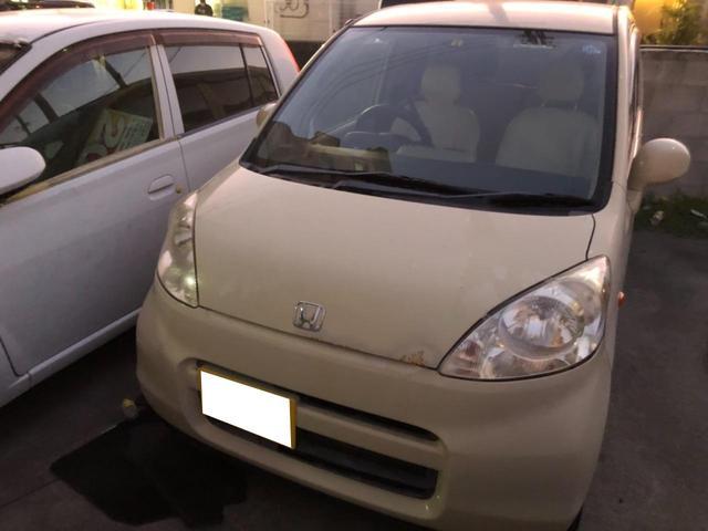 沖縄市 スカイオート ホンダ ライフ C 下取車買取保証2万円 特色 5.5万km 2006(平成18)年