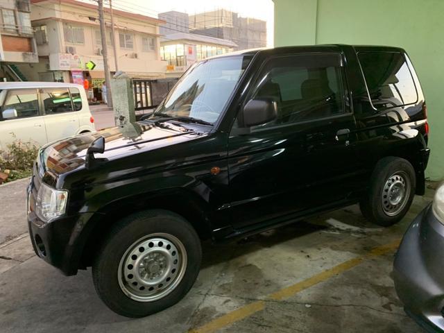 沖縄県の中古車ならパジェロミニ 下取車買取保証3万円