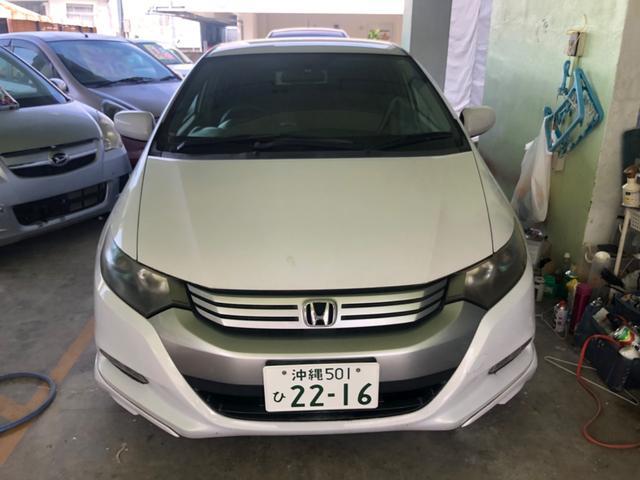 沖縄県の中古車ならインサイト G 下取車買取保証3万円
