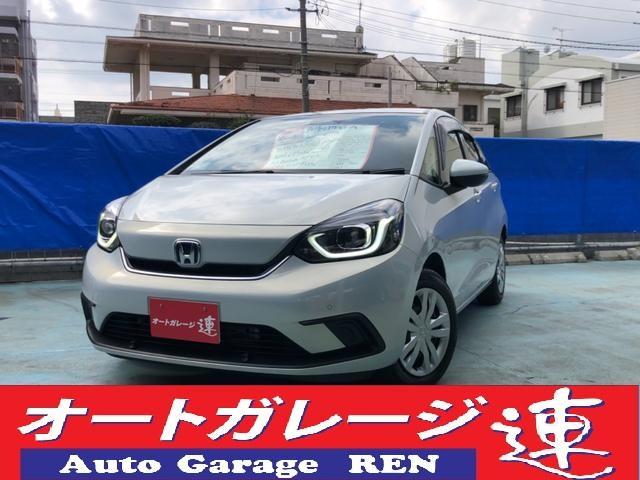 沖縄の中古車 ホンダ フィット 車両価格 179万円 リ済込 2020(令和2)年 0.9万km パールII