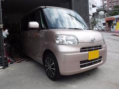 沖縄の中古車 ダイハツ タント 車両価格 35万円 リ済込 平成20年 11.0万K ピンク