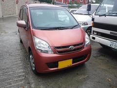 沖縄の中古車 ダイハツ ムーヴ 車両価格 29万円 リ未 平成19年 10.5万K レッド