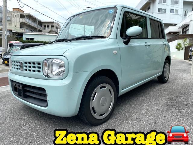 沖縄県沖縄市の中古車ならアルトラパン 2年保証付き プッシュスタート ワンオーナー