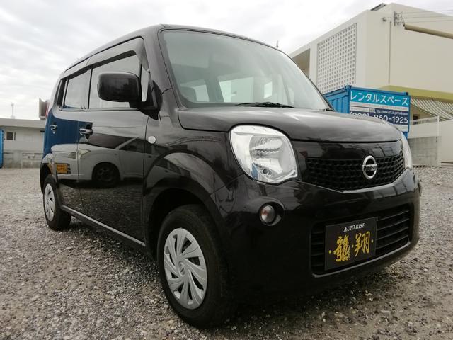 沖縄の中古車 日産 モコ 車両価格 43万円 リ済込 平成26年 14.8万km ブラウン