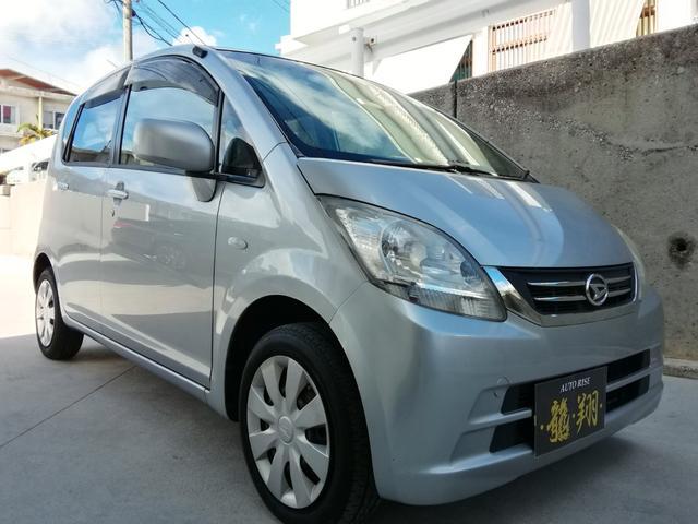 沖縄の中古車 ダイハツ ムーヴ 車両価格 20万円 リ済込 2010(平成22)年 14.6万km シルバー