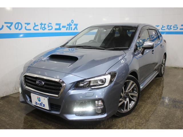 沖縄県の中古車ならレヴォーグ 1.6GT-Sアイサイト OP5年保証対象車 柿本マフラー