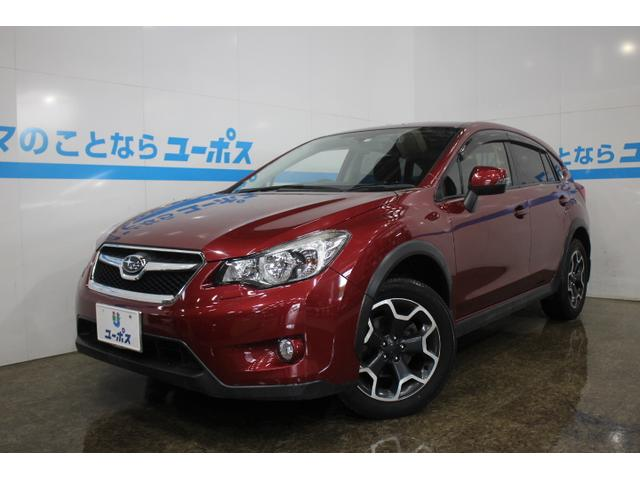 沖縄県の中古車ならインプレッサXV 2.0i-L アイサイト OP10年保証対象車 純正ドラレコ