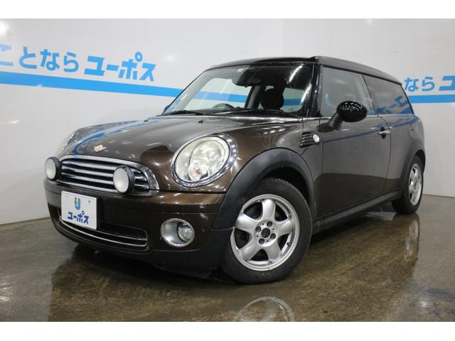 沖縄の中古車 MINI MINI 車両価格 78万円 リ済別 2008(平成20)年 7.9万km ホットチョコレートメタリック