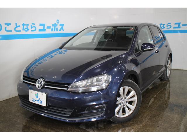 沖縄県の中古車ならゴルフ TSIコンフォートラインブルーモーションテクノロジー