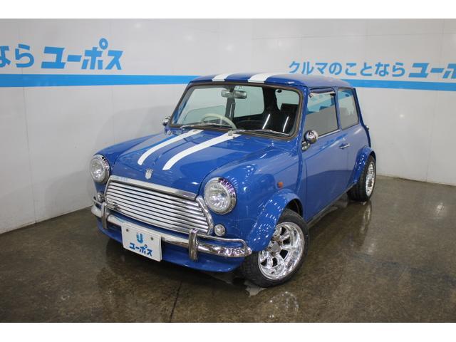 沖縄県の中古車ならローバー MINI クーパー 4速マニュアル ETC DIATONEスピーカー