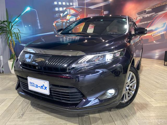 トヨタ プレミアム アドバンスドパッケージ OP5年保証対象車 純正SDナビ 黒革シート パワーバックドア JBLサウンド
