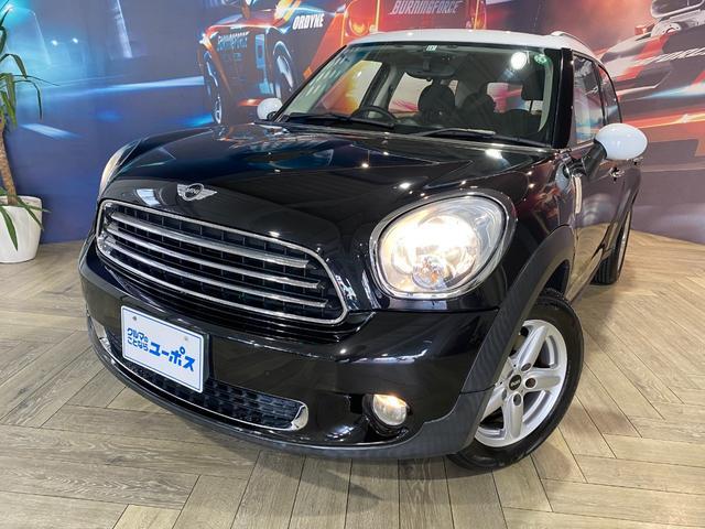 沖縄の中古車 MINI MINI 車両価格 98万円 リ済別 2012(平成24)年 7.5万km アブソリュートブラック