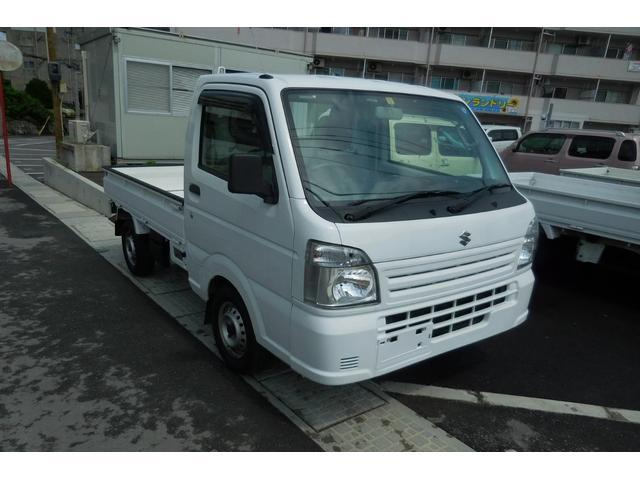 沖縄県の中古車ならキャリイトラック 4WD オートマチック