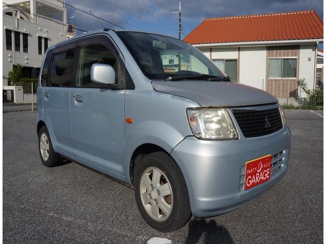 沖縄県の中古車ならeKワゴン 現状販売車