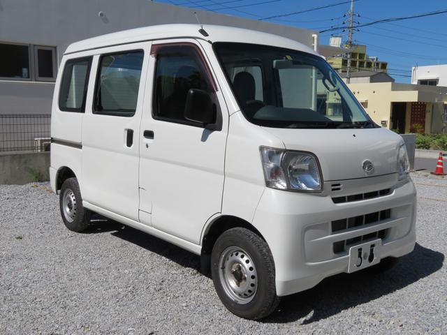 沖縄県の中古車ならハイゼットカーゴ スペシャル 本土無事故車