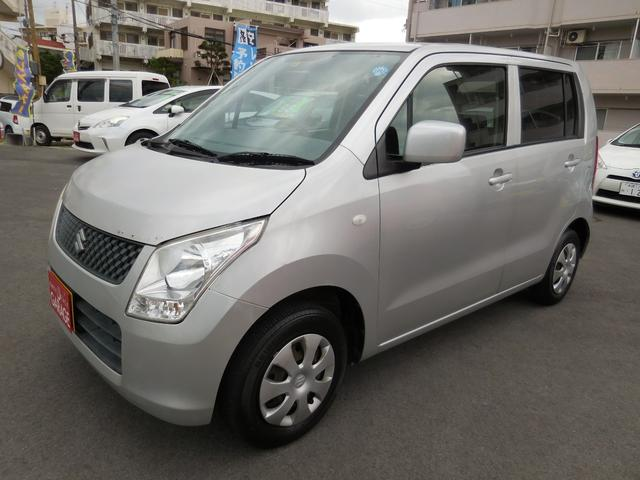 沖縄県の中古車ならワゴンR レンタアップ車・現状販売車