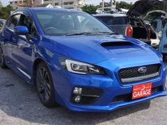 WRX S4 2.0GTアイサイト 4WD