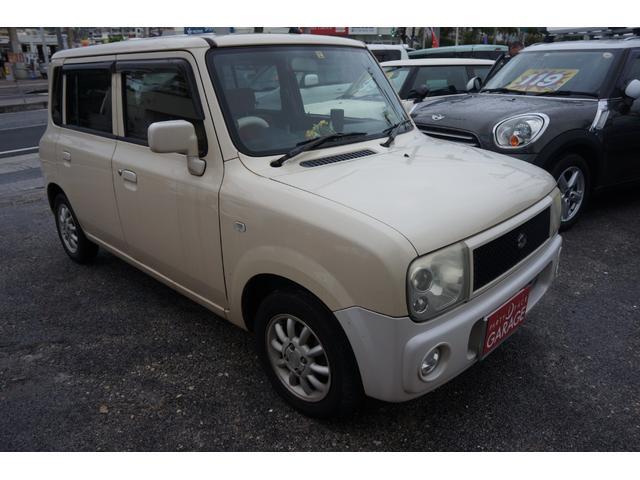 沖縄県宜野湾市の中古車ならアルトラパン ターボ ユーザー買取 純正オーディオ ドラレコ