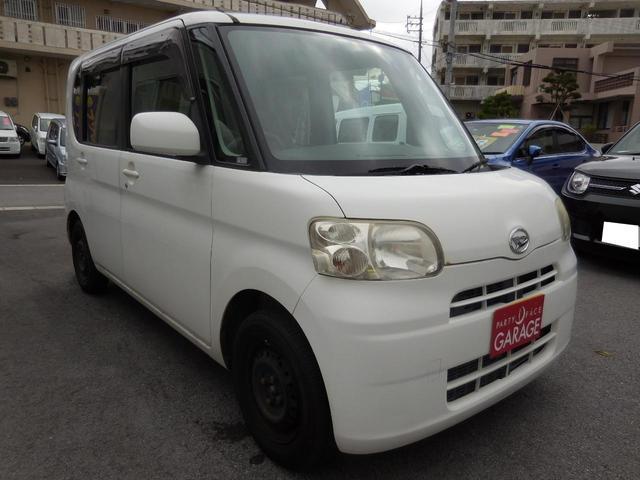 沖縄県の中古車ならタント レンタアップ・現状販売車