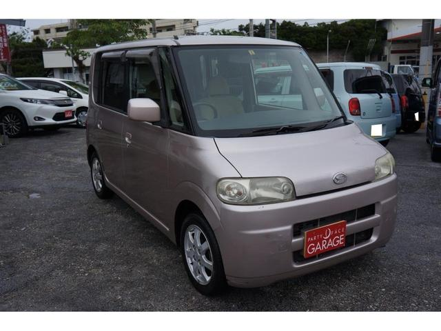 沖縄県の中古車ならタント L 車検2年付き
