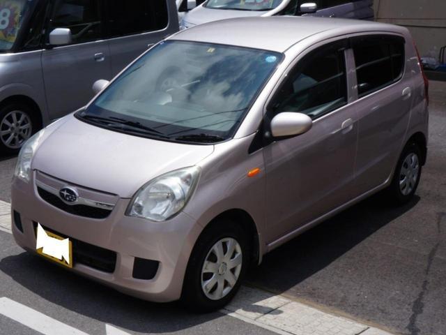 沖縄県の中古車ならプレオ Lリミテッド