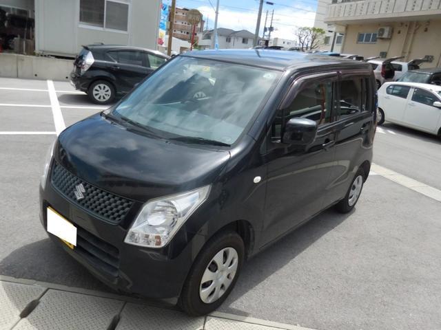 沖縄県中頭郡西原町の中古車ならワゴンR FX レンタカーアップ