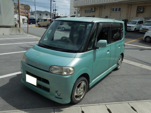 沖縄県石垣市の中古車ならタント Xリミテッド