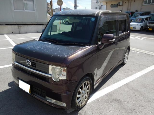 沖縄県名護市の中古車ならムーヴコンテ カスタム RS