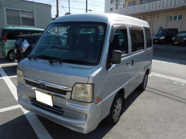 沖縄県豊見城市の中古車ならサンバーディアス ディアス