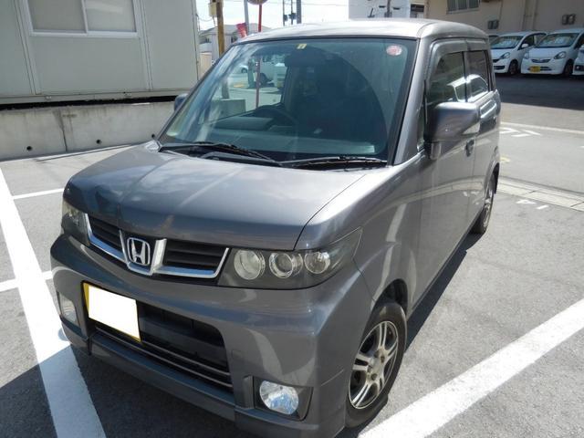 沖縄県の中古車ならゼストスパーク G