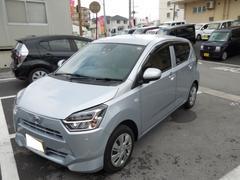 ミライースX SAIII ユーザー買取車