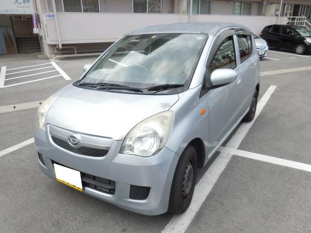 沖縄県うるま市の中古車ならミラ Xリミテッド ER ユーザー買取車